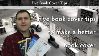 Five Book Cover Tips