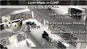 Layer Masks in GIMP