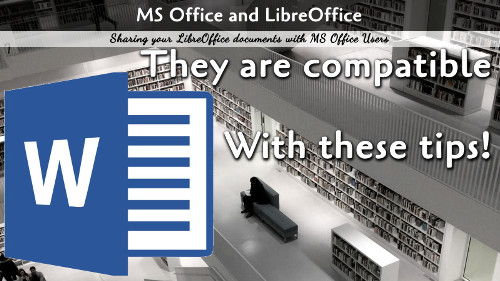 MS Office Compatibility