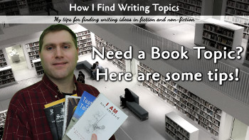 Finding Writing Topics